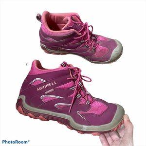 Merrell Chameleon 7 Access Mid Waterproof Boots